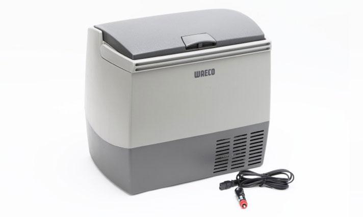 【第10回】マイナス18℃! 氷も作れるポータブル冷蔵庫が活躍