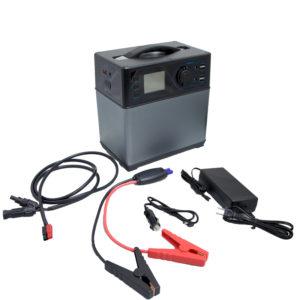 キャンピングカーパーツ バッテリー ♯201055 ポータブルパワー電源400Wh