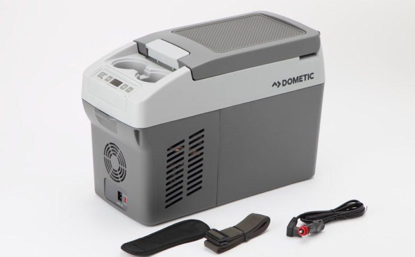 【第94回】人気ポータブル冷蔵庫の最小モデルが新登場。軽自動車にもお薦め