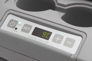 キャンピングカーパーツ ♯162082 ドメティックポータブル冷蔵庫 CDF-11