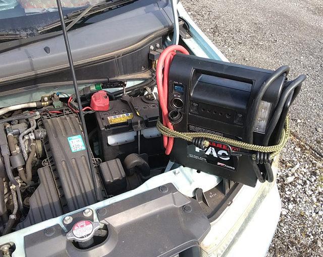 【第157回】長期駐車のバッテリー上がり対策