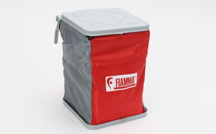 【第193回】アウトドアでもいつも決まった場所にゴミ箱があると便利