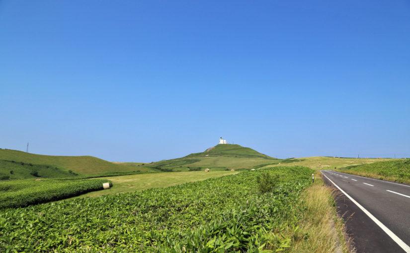 【宗谷丘陵】自然のコントラストが織りなす 息をのむほどの大絶景!