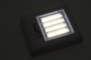 キャンピングカーパーツセンター ♯211130 無段階調光LEDライト 電池式