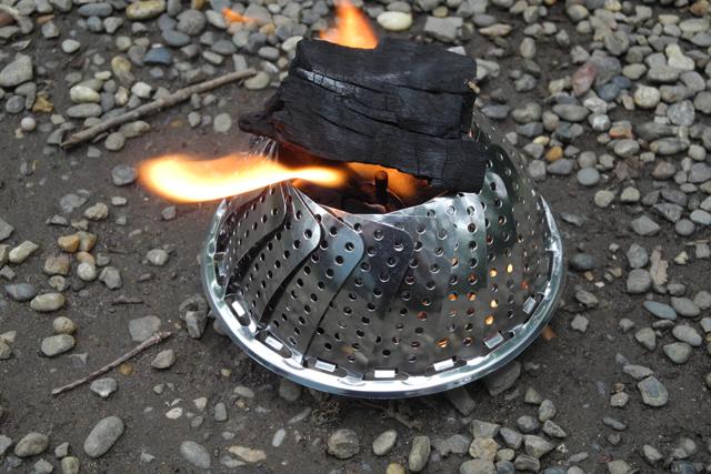 【第228回】身のまわり品でも余裕で火起こし