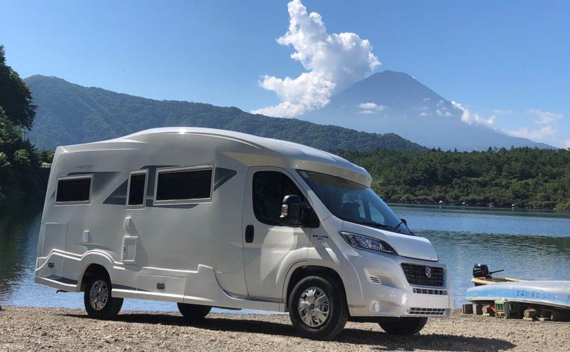 〜The Japanese motor home その空気さえ虜にする。VANTECH V670 誕生。〜